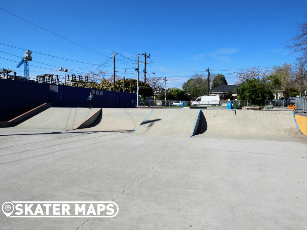 Junction BMX & Skate Park, Hawthorn Vic