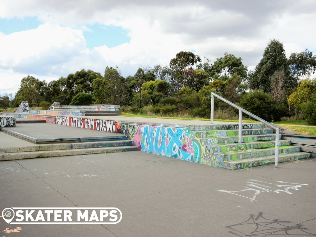 Quarries Park Skatepark
