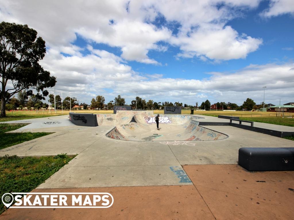 Deer Park Skate Bowl, Deer Park Melbourne Vic Skateparks Near Me