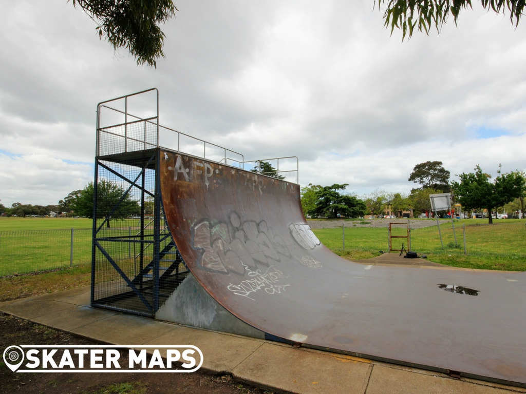 Spotswood Vert Ramp \ Half Pipe Melbourne VIC