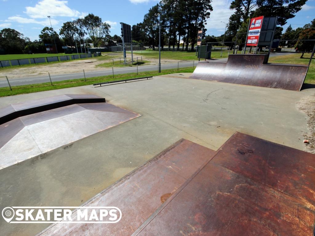 Tooradin Skate Park Tooradin VIC,