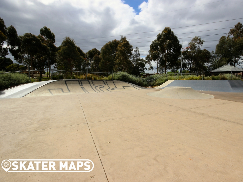 Rosehill Park Skatepark Keilor East. Melbourne Skateparks Near Me