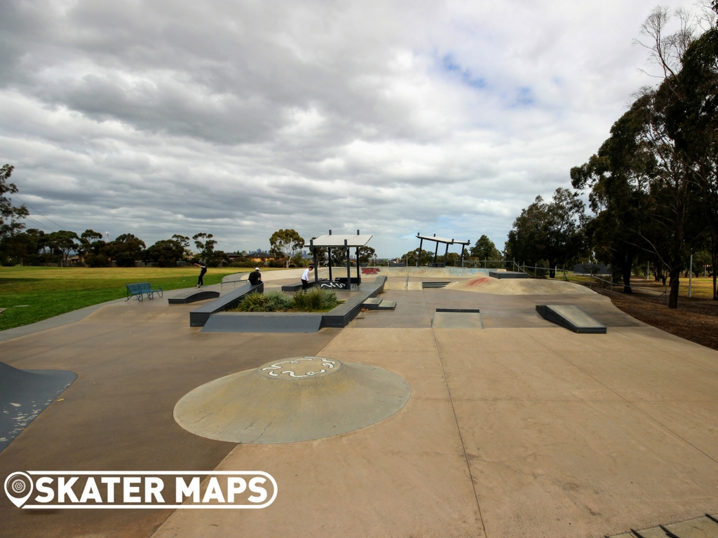 Keilor East Skatepark
