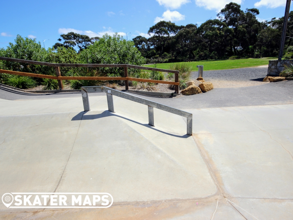 Anglesea Skatepark, Great Ocean Rd, Vic