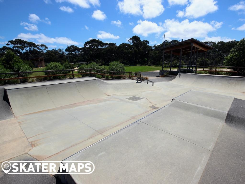 Anglesea Skatepark, Anglesea Vic Australia Skate Parks