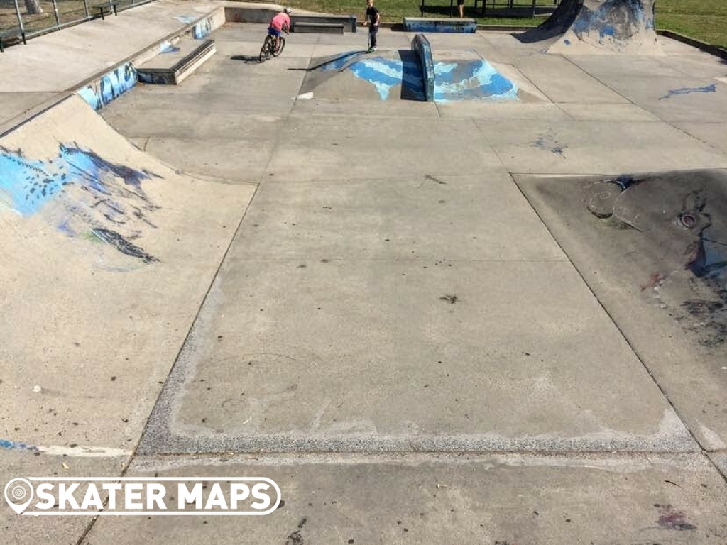 Skate Bowl, Clifton Springs Skatepark