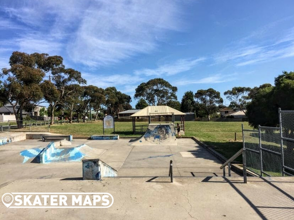 Clifton Springs Skatepark, Gellong Vic