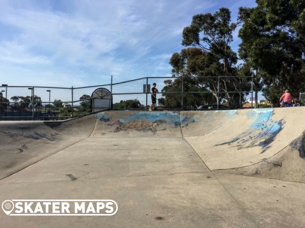 Clifton Springs Skatepark, Ballarine Peninsula Vic