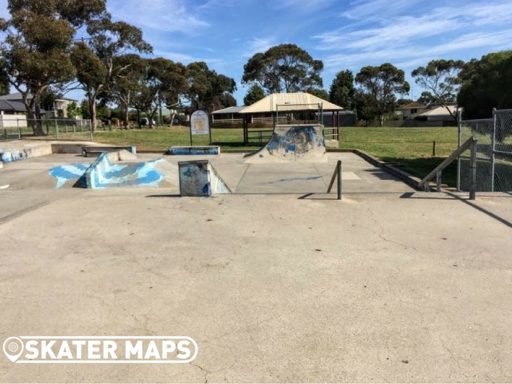 Skate Park Clifton Springs Skatepark Vic