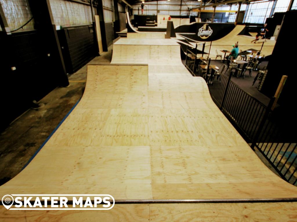 Empire Ride & Equip Indoor Skatepark Melbourne | The Old Bunker