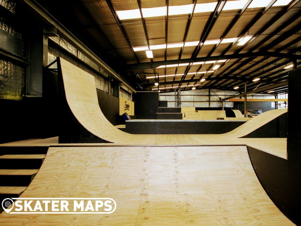 Empire Ride & Equip Indoor Skatepark Melbourne | The Old Bunker 1