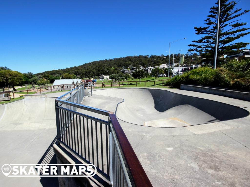 Lorne Skatepark