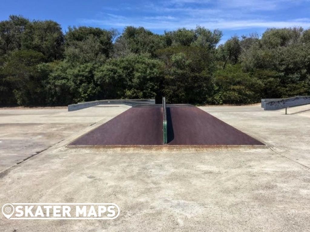 Point Lonsdale Skatepark Ballarine Peninsula