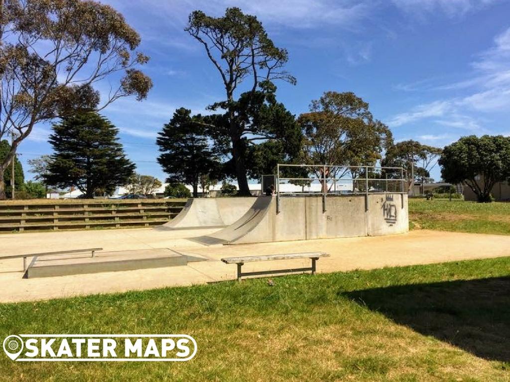 Portalington Skatepark Ballarine Peninsula Victoria