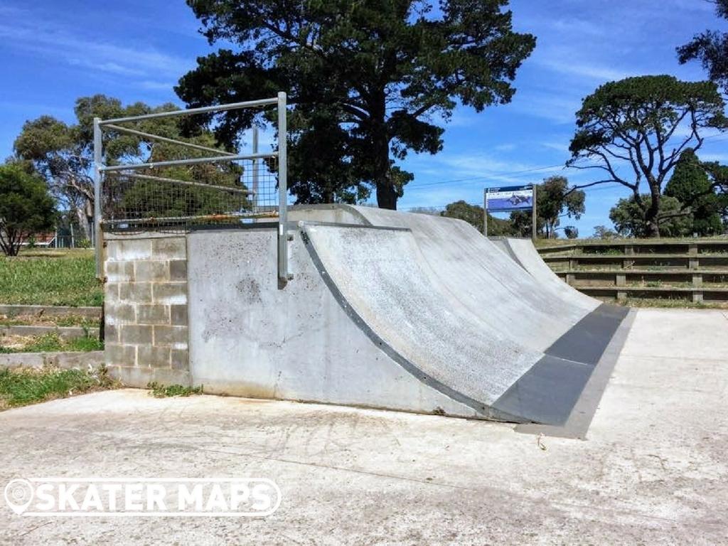 Quarters Portalington Skatepark Ballarine Peninsula