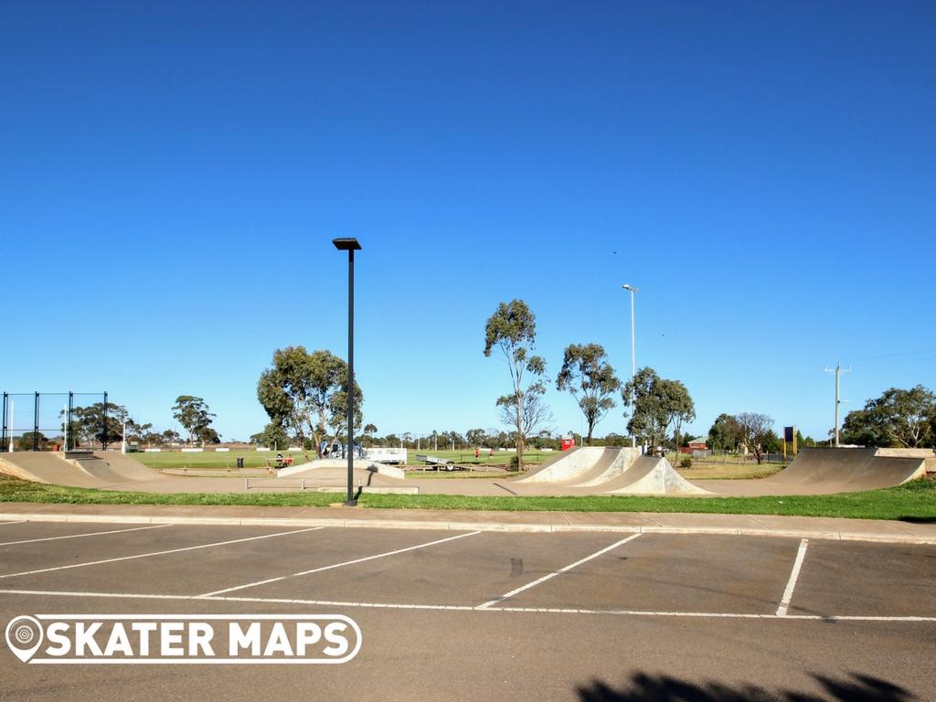 Rockbank Skatepark Rockbank Melbourne Vic 1