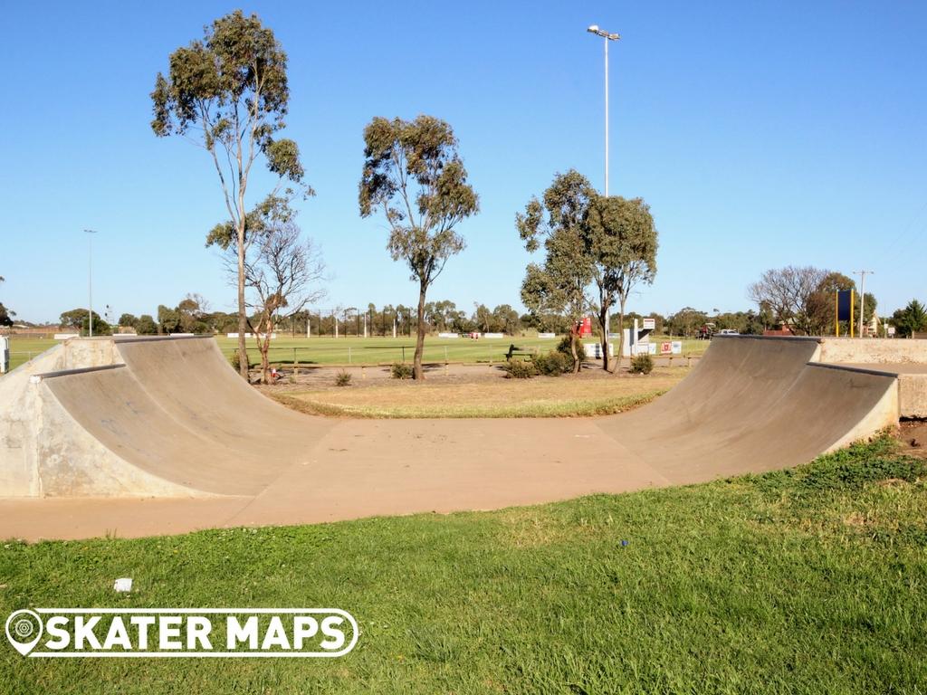 Rockbank Skatepark Rockbank Melbourne Vic