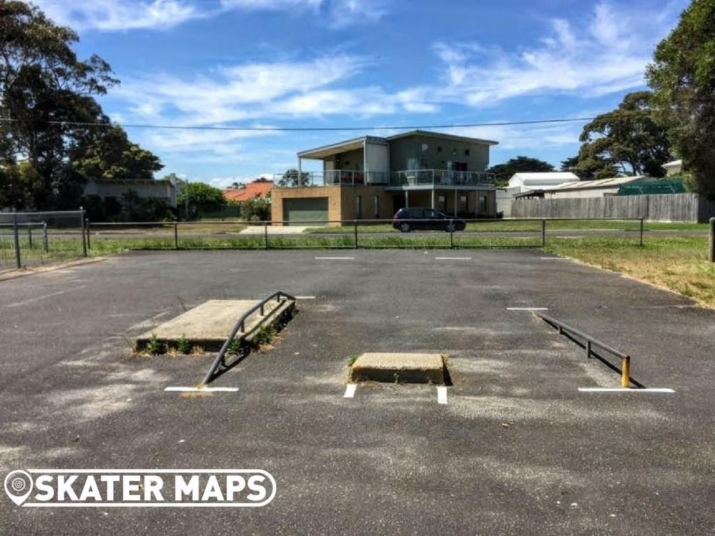 St Leonards Skatepark, Ballarine Peninsula Vic