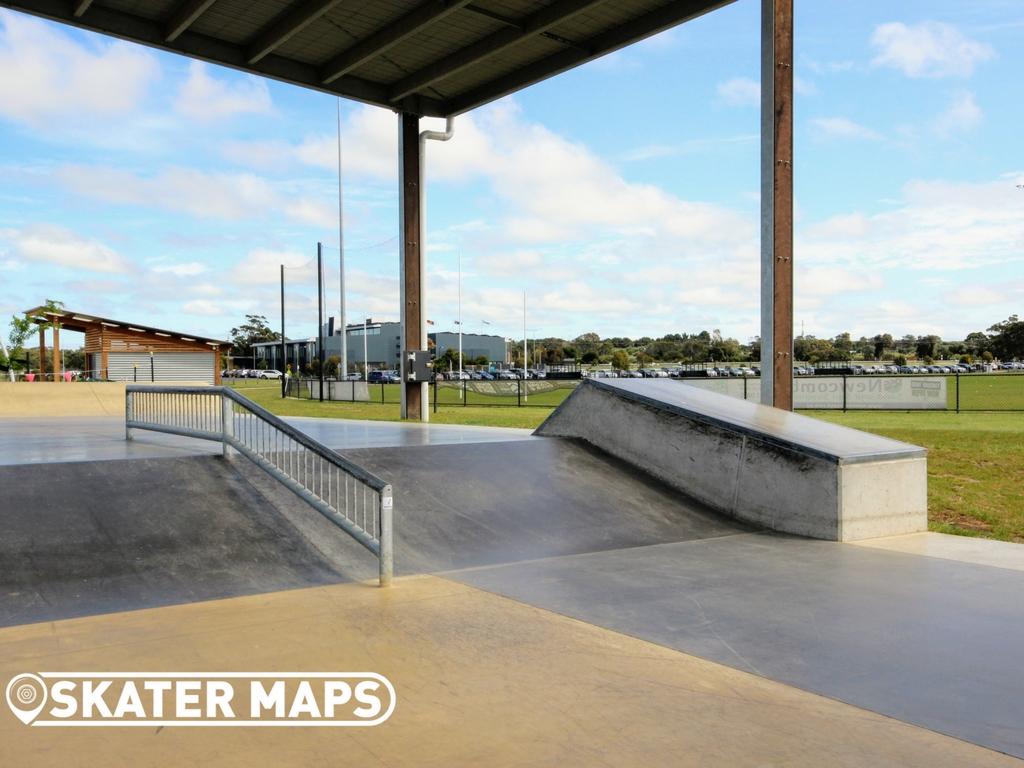 Torquay North Skatepark Bowl, Torquay Vic skate parks