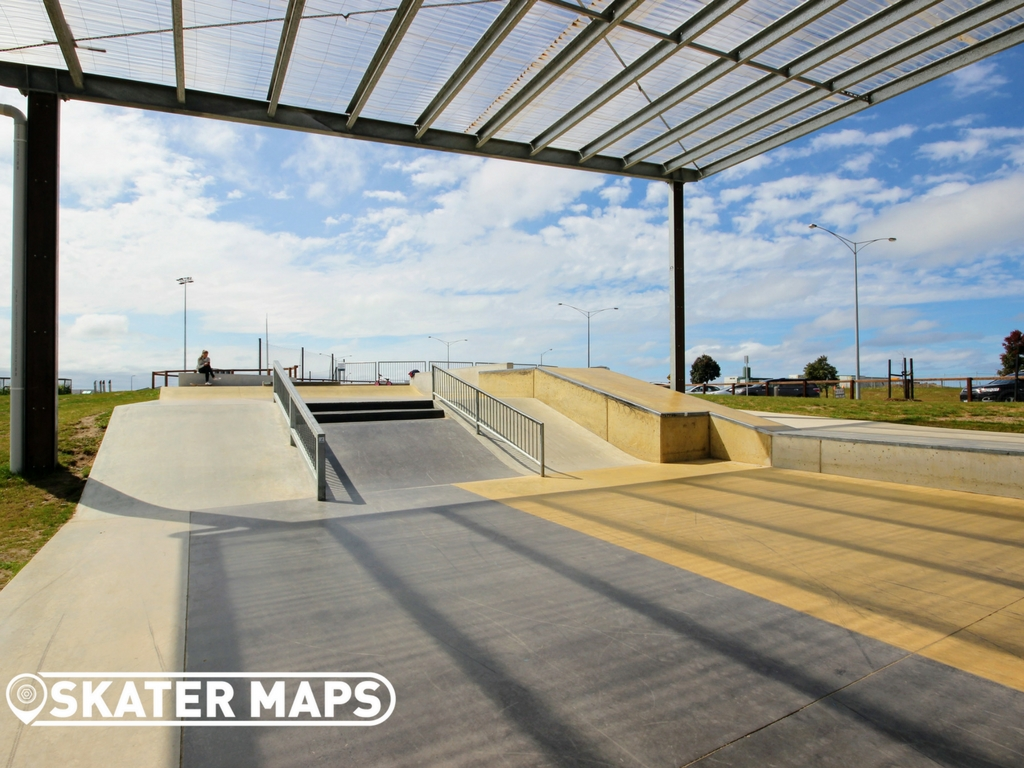 Torquay Skatepark. Scooter, BMX, Skate Park & Bowl