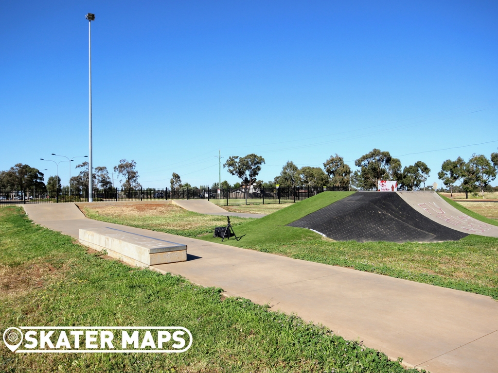 Vic Uni Skatepark Melton South Melbourne Vic
