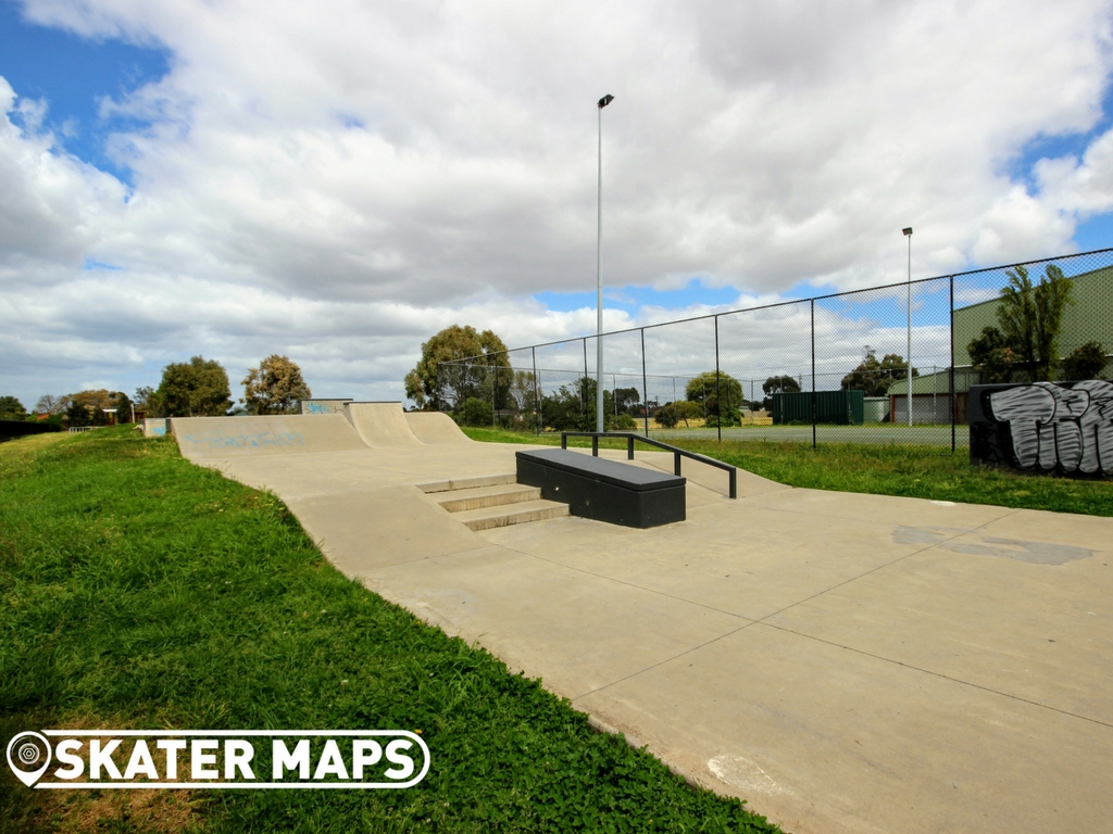 West Sunshine Skatepark Melbourne Victoria Skate Spot Near Me 1
