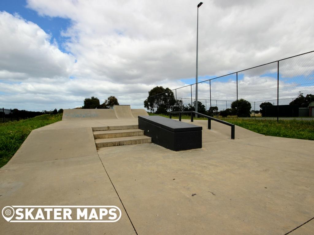 Rail Jam West Sunshine Skatepark Melbourne Victoria Skate Spot Near Me 1