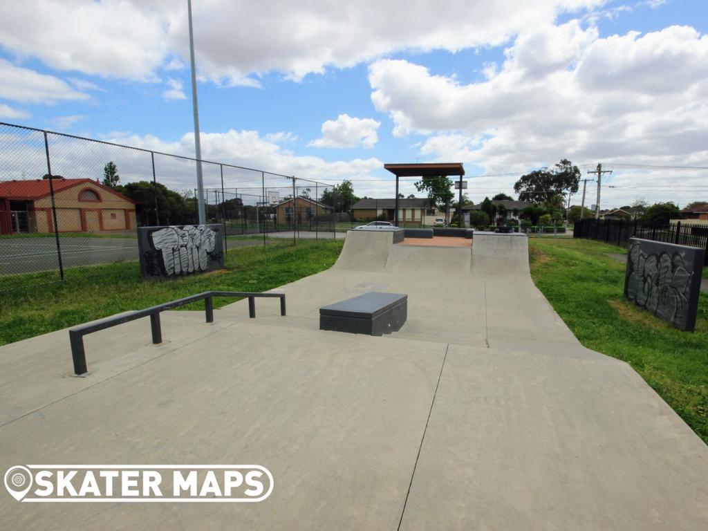 West Sunshine Skatepark Melbourne Victoria Skate Spot Near Me