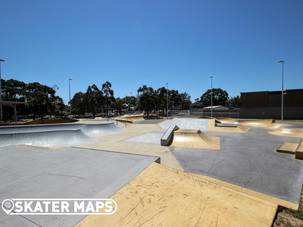 Box Hill Skatepark, Melbourne Vic 2