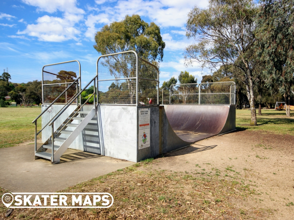 Bundoora Mini Ramp Skatepark, Bundoora, Melbourne, Vic