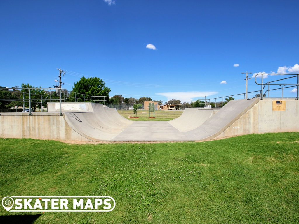 Chiltern Skatepark Victoria