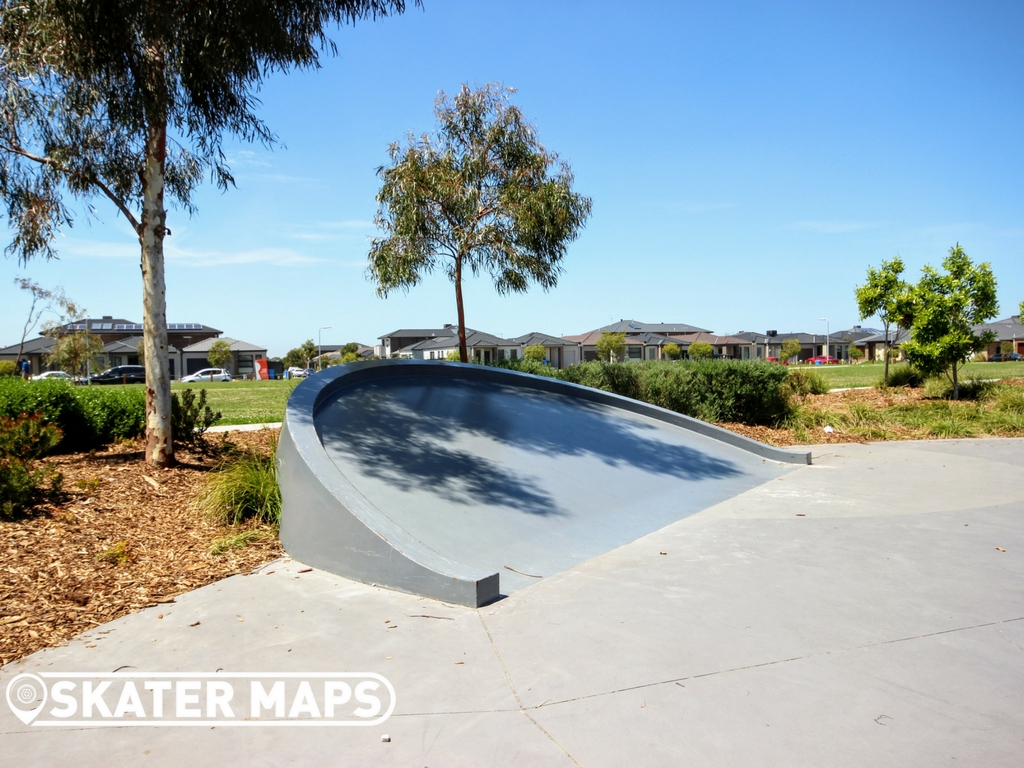 Cranbourne North Skatepark, Cranbourne Vic