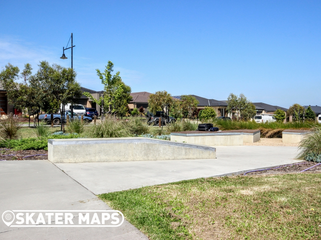 Cranbourne West Skatepark, Melbourne Vic