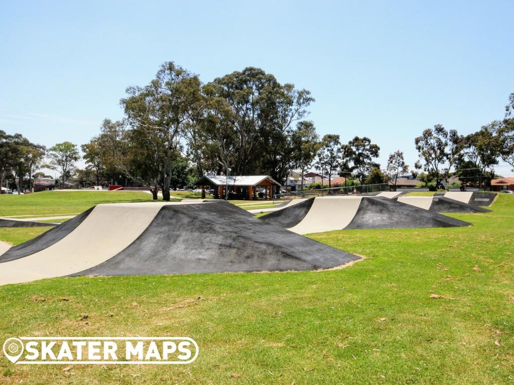 Dandenong BMX Park, Hemmings Park, Vic 1