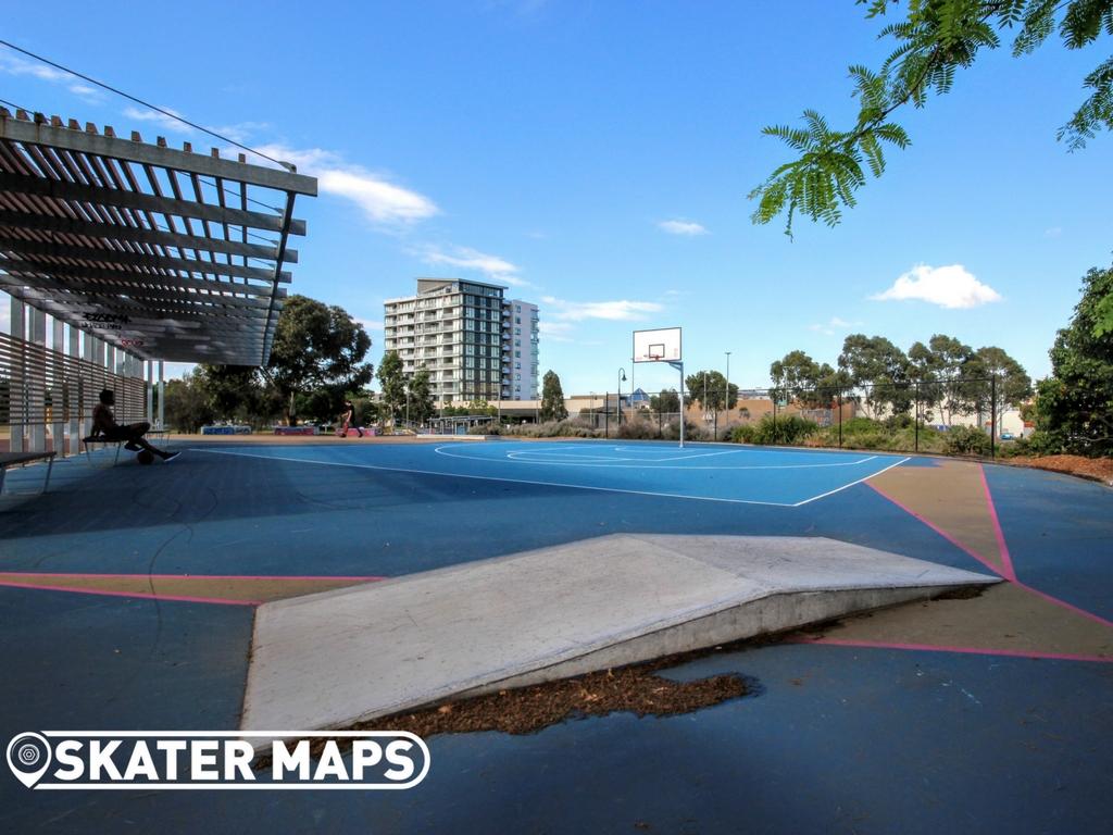 Northcote Skatepark, Northcote, Melbourne Victoria