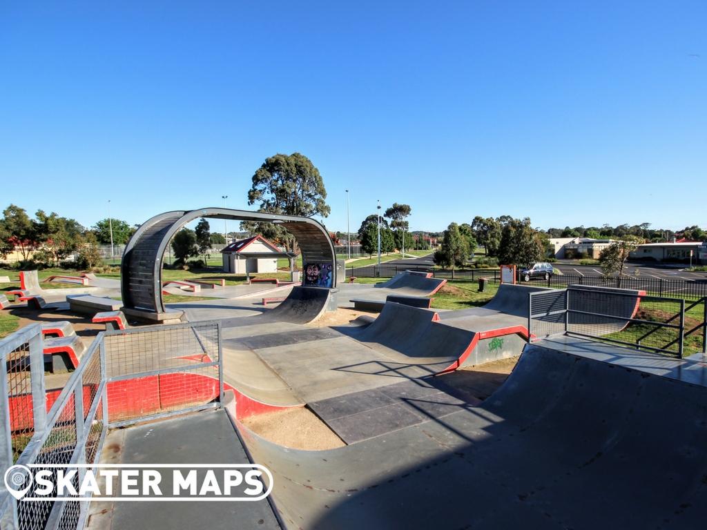Wallan Skatepark, Wallan, Vic, Aus