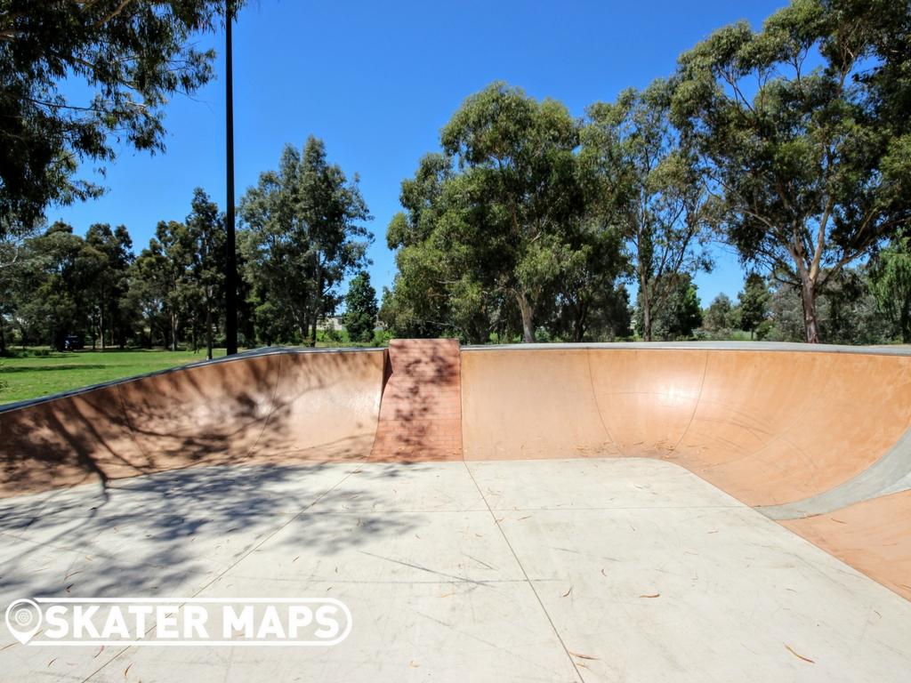Wodonga Skatepark, Wodonga, Vic James Scott Memorial Skatepark