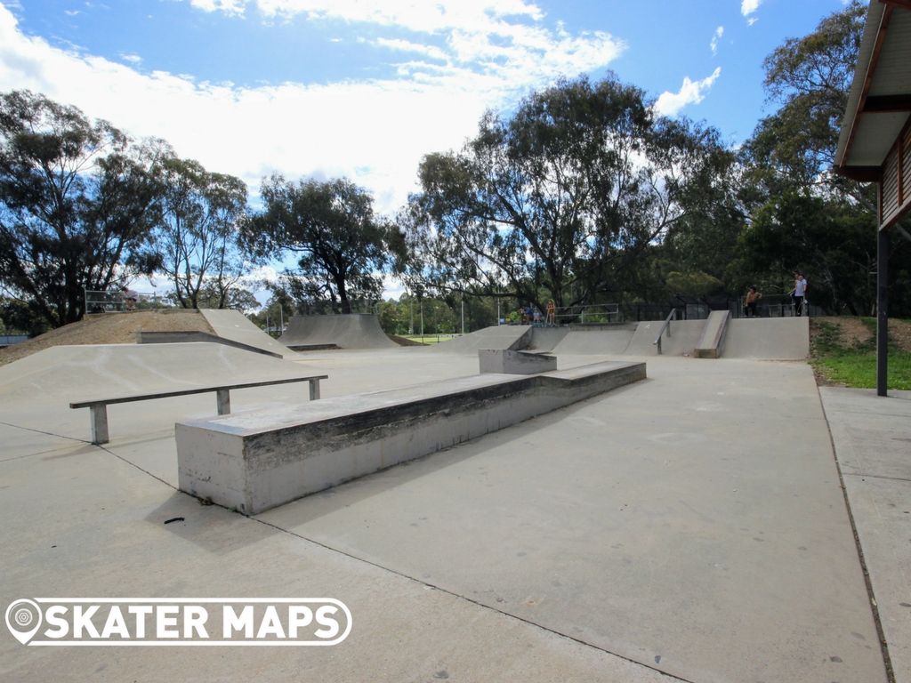 Diamond Creek Skatepark Melbourne Vic