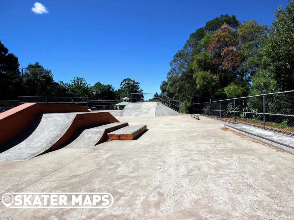 Gembrook Skate park, Gembrook Vic