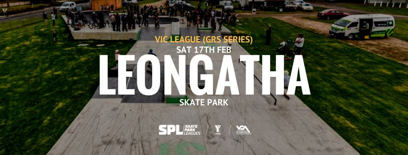 Vic Skatepark League Leongatha