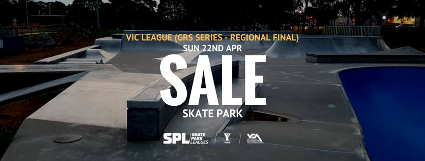 Sale Skate park Competition