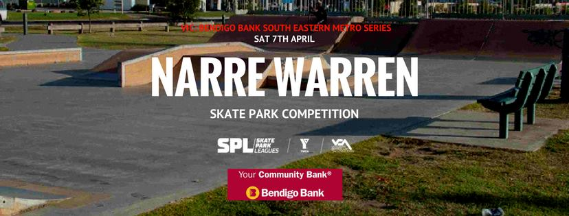 Narre Warren Skatepark Competition
