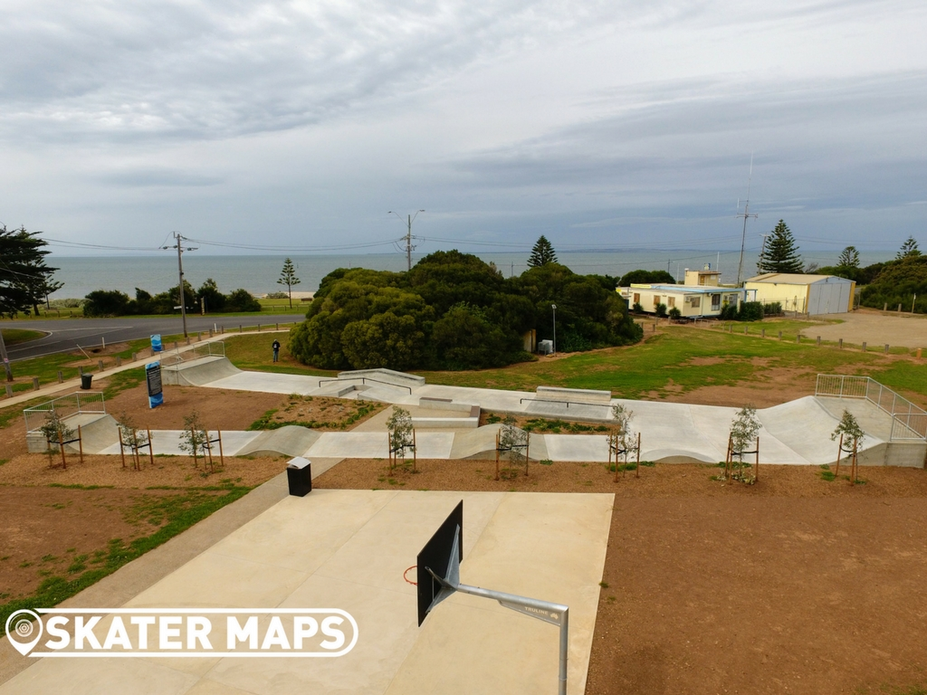 Werribee South Skatepark, Melbourne, Victoria