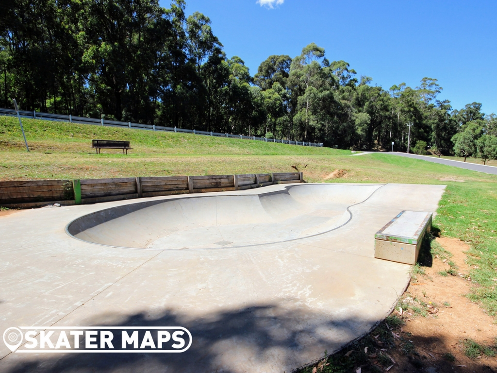 Cockatoo Skate Bowl Vic Aus
