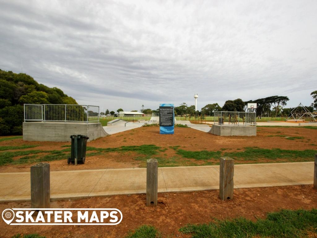 Werribee South Skatepark Melbourne Vic Australia Skate Parks