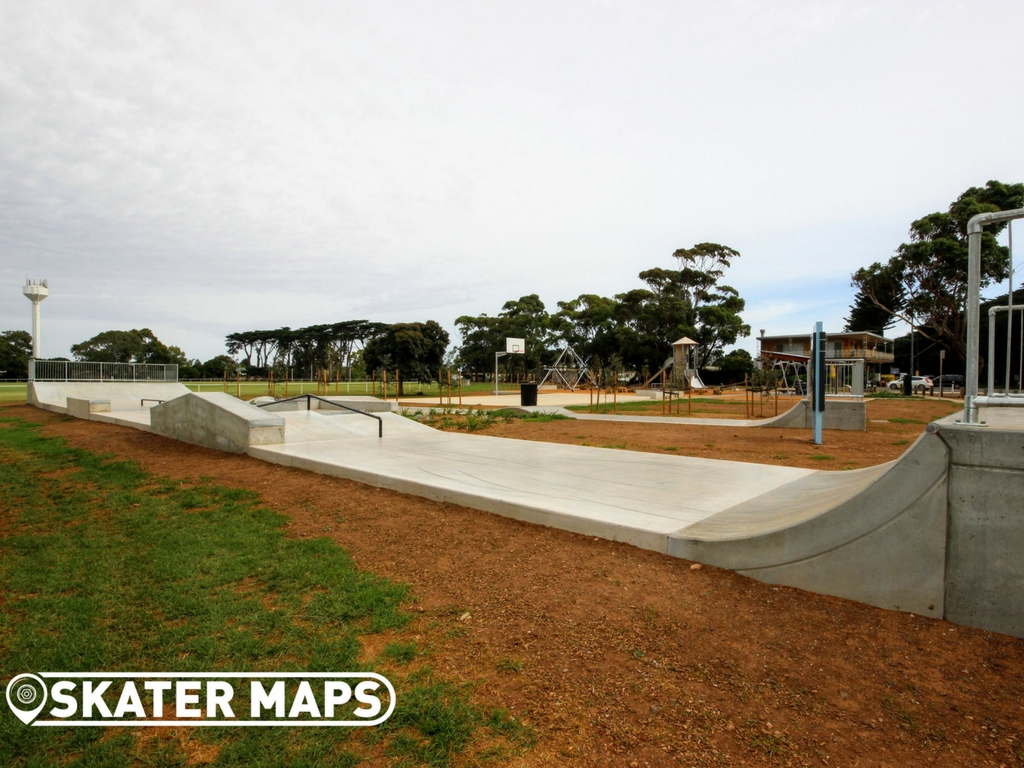 New Werribee South Skatepark, Melbourne, Victoria
