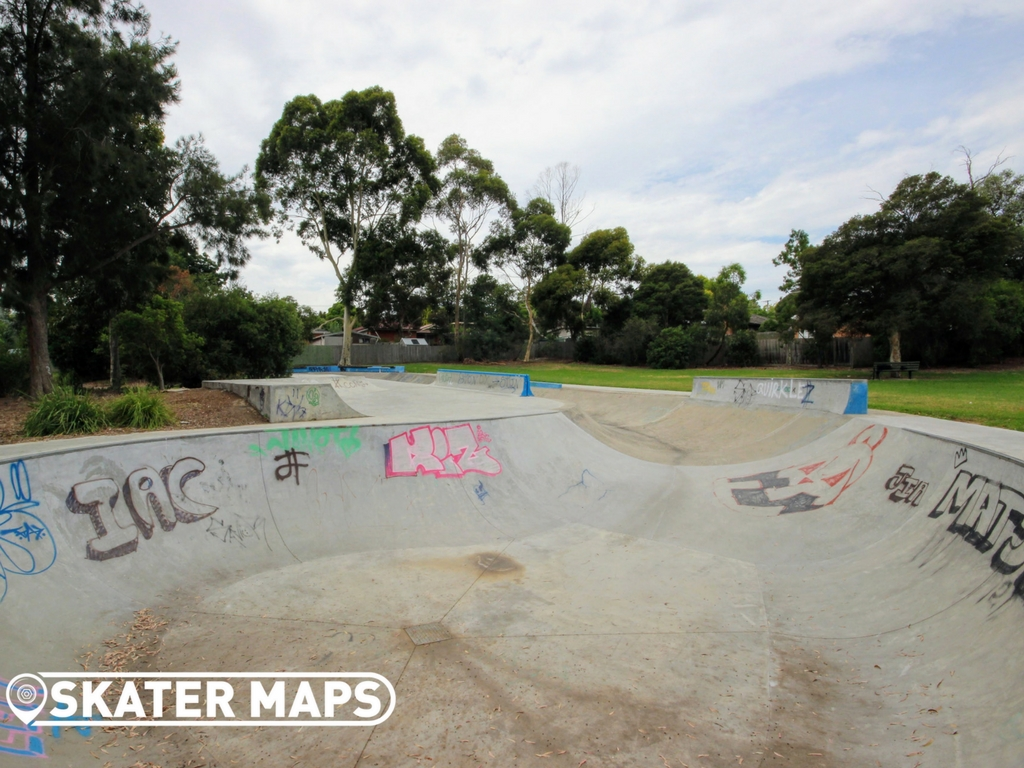 Bulleen Skate Bowl Templestowe Lower VIC