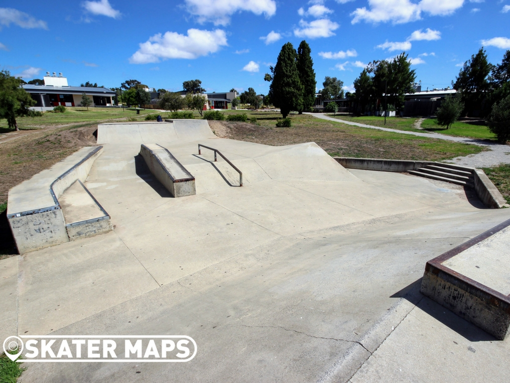 Hamlyn Heights Skatepark Geelong Vic