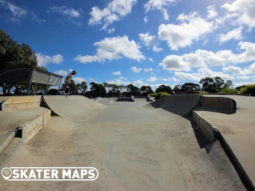 Leopold Skatepark, bellarine peninsula, Vic