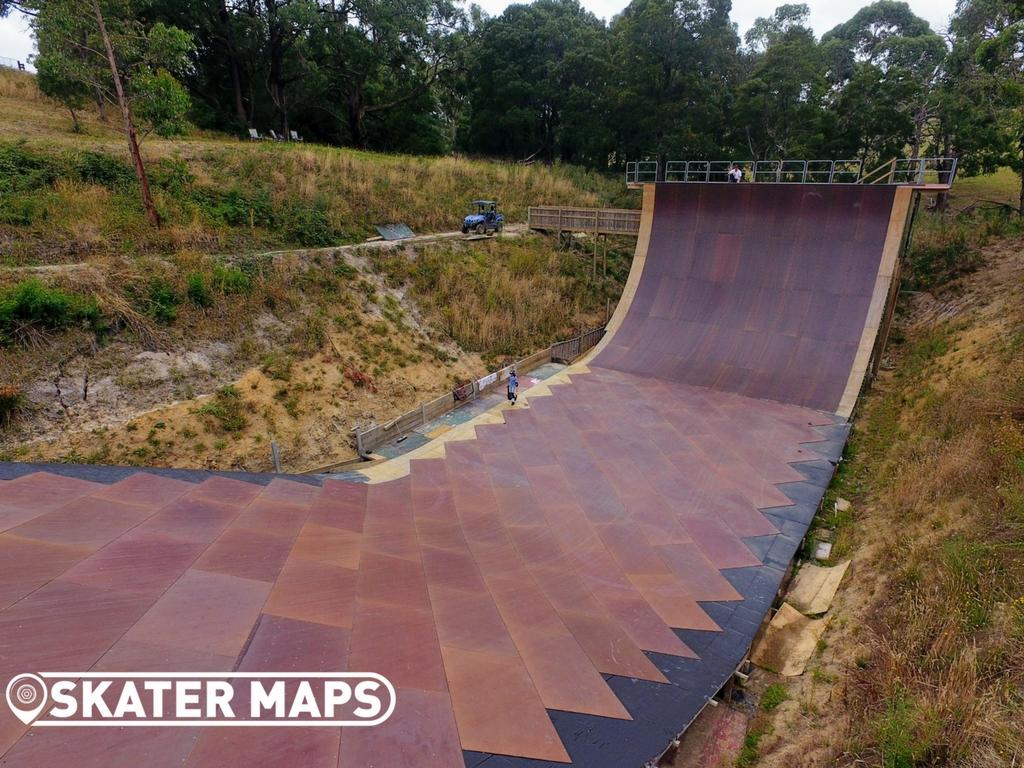 Skate Board Ramp >> Mega Ranch, Mega Ramp | Australian Skatepark Directory - Skater Maps